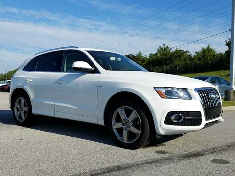 2011 Audi Q5 for sale in Chattanooga, TN