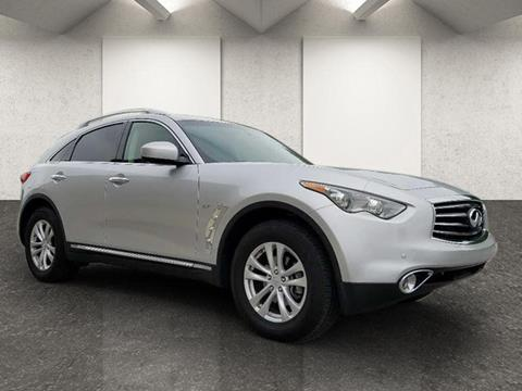2015 Infiniti QX70 for sale in Chattanooga, TN