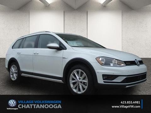 2017 Volkswagen Golf Alltrack for sale in Chattanooga, TN