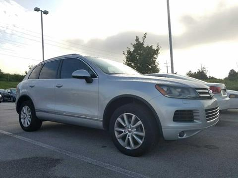 2014 Volkswagen Touareg for sale in Chattanooga TN