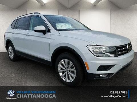 2018 Volkswagen Tiguan for sale in Chattanooga TN