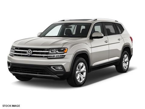 2018 Volkswagen Atlas for sale in Chattanooga TN