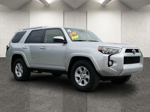 2016 Toyota 4Runner for sale in Chattanooga TN