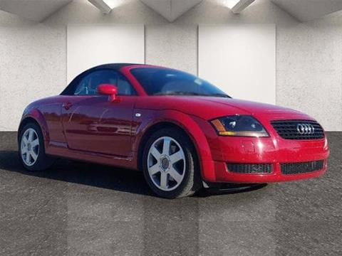 2002 Audi TT for sale in Chattanooga, TN
