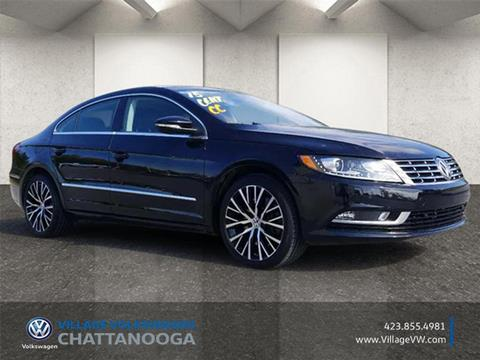 2015 Volkswagen CC for sale in Chattanooga, TN