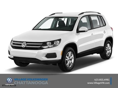 2017 Volkswagen Tiguan Limited for sale in Chattanooga TN