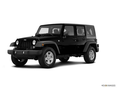 2017 Jeep Wrangler Unlimited for sale in Chattanooga, TN