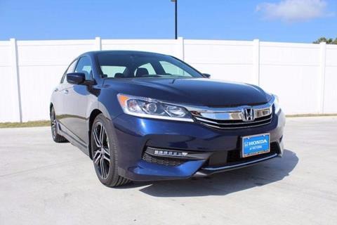 2017 Honda Accord for sale in Victoria, TX