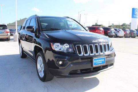 2016 Jeep Compass for sale in Victoria, TX