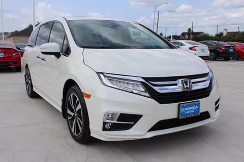 2018 Honda Odyssey for sale in Victoria, TX