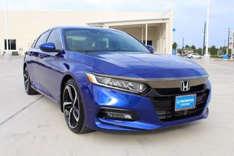 2018 Honda Accord for sale in Victoria, TX