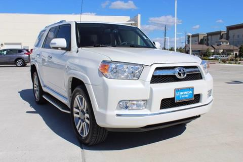 2013 Toyota 4Runner for sale in Victoria, TX