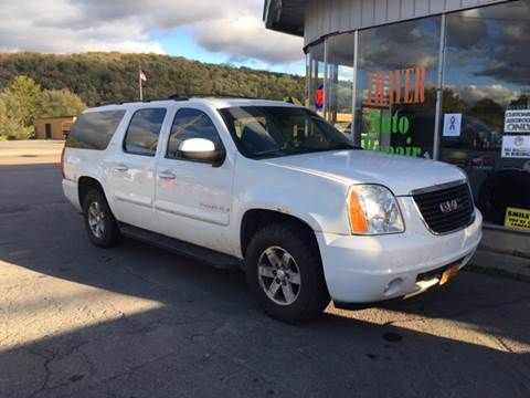 2007 GMC Yukon XL for sale in Cortland NY