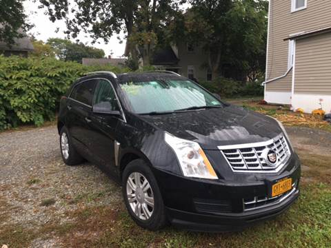 2013 Cadillac SRX for sale in Cortland, NY