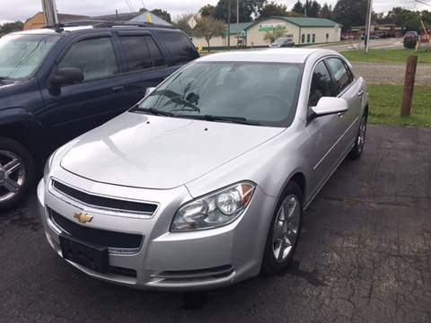 2012 Chevrolet Malibu for sale in Cortland NY