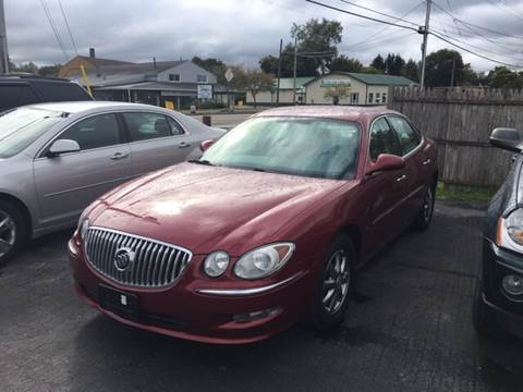 2009 Buick LaCrosse for sale in Cortland NY