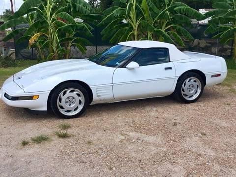 1991 Chevrolet Corvette for sale in Alvin, TX
