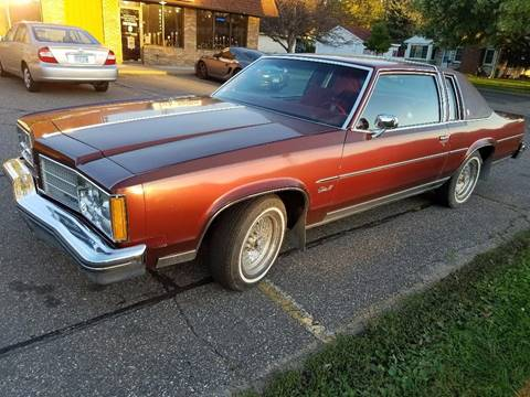 1978 Oldsmobile Eighty-Eight Royale for sale at Capital Fleet  & Remarketing  Auto Finance in Columbia Heights MN
