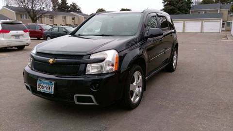 2008 Chevrolet Equinox for sale at Capital Fleet  & Remarketing  Auto Finance in Columbia Heights MN