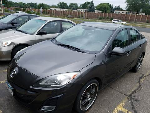 2010 Mazda MAZDA3 for sale at Capital Fleet  & Remarketing  Auto Finance in Columbia Heights MN