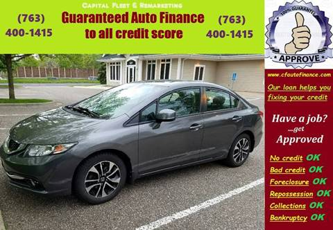 2013 Honda Civic for sale in Columbia Heights, MN