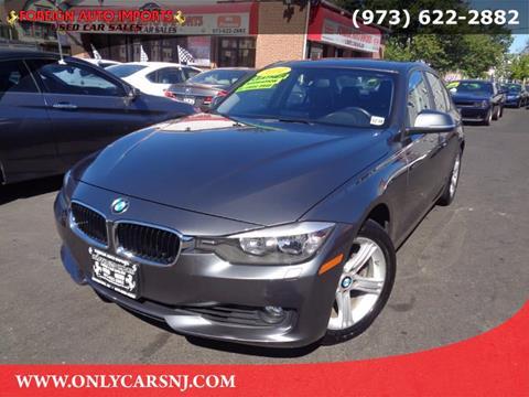 2014 BMW 3 Series for sale in Irvington, NJ