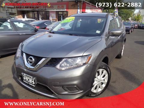 2014 Nissan Rogue for sale in Irvington, NJ