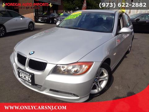 2008 BMW 3 Series for sale in Irvington, NJ
