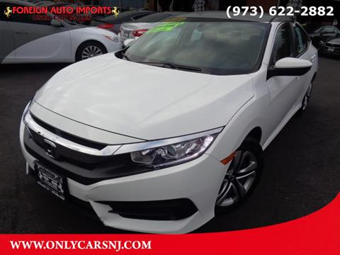 2016 Honda Civic for sale in Irvington, NJ
