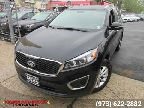 2016 Kia Sorento For Sale >> Used 2016 Kia Sorento For Sale In New Jersey Carsforsale Com