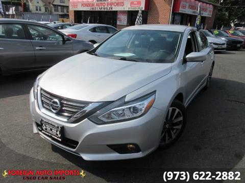 2016 Nissan Altima for sale in Irvington, NJ