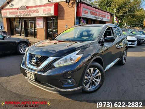 2016 Nissan Murano for sale in Irvington, NJ
