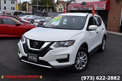 2018 Nissan Rogue for sale in Irvington, NJ