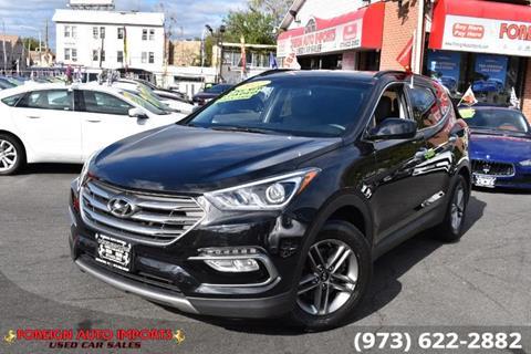 2017 Hyundai Santa Fe Sport for sale in Irvington, NJ