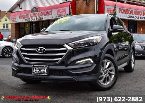 2017 Hyundai Tucson for sale at www.onlycarsnj.net in Irvington NJ