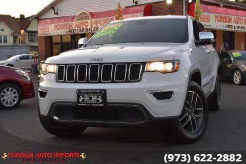 2019 Jeep Grand Cherokee for sale at www.onlycarsnj.net in Irvington NJ