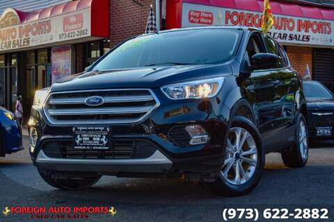 2019 Ford Escape for sale at www.onlycarsnj.net in Irvington NJ