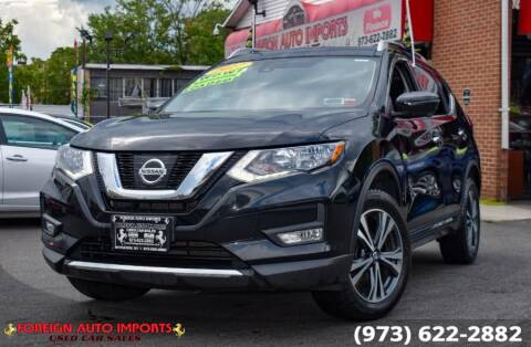 2017 Nissan Rogue for sale at www.onlycarsnj.net in Irvington NJ