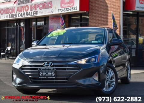2020 Hyundai Elantra for sale at www.onlycarsnj.net in Irvington NJ