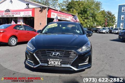 2018 Hyundai Sonata for sale at www.onlycarsnj.net in Irvington NJ