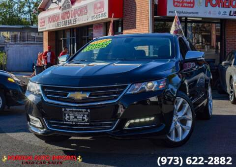 2019 Chevrolet Impala for sale at www.onlycarsnj.net in Irvington NJ