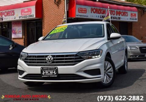 2019 Volkswagen Jetta for sale at www.onlycarsnj.net in Irvington NJ