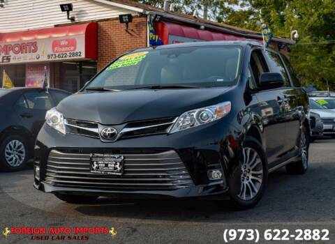 2020 Toyota Sienna for sale at www.onlycarsnj.net in Irvington NJ