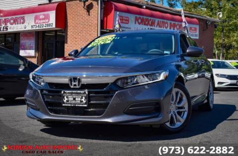 2019 Honda Accord for sale at www.onlycarsnj.net in Irvington NJ