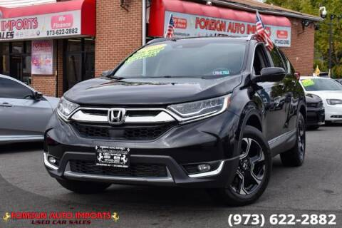2017 Honda CR-V for sale at www.onlycarsnj.net in Irvington NJ