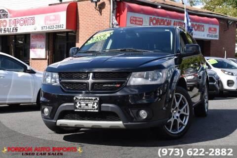 2019 Dodge Journey for sale at www.onlycarsnj.net in Irvington NJ