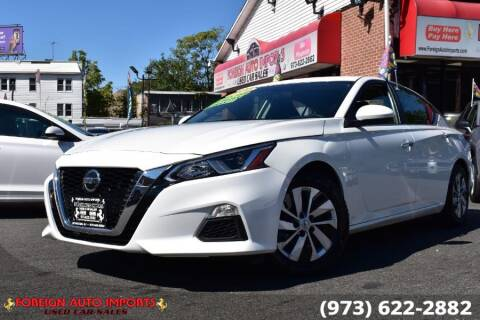 2020 Nissan Altima for sale at www.onlycarsnj.net in Irvington NJ