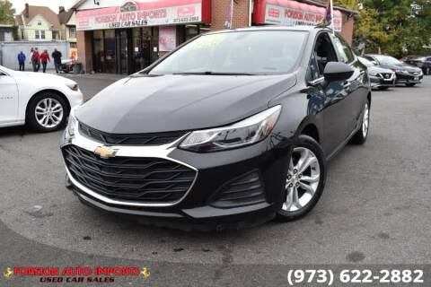 2019 Chevrolet Cruze for sale at www.onlycarsnj.net in Irvington NJ