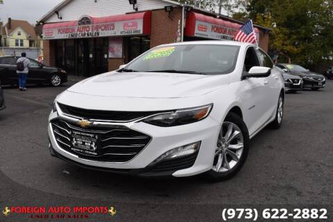 2019 Chevrolet Malibu for sale at www.onlycarsnj.net in Irvington NJ