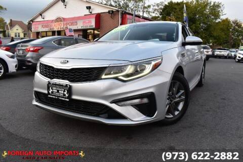 2019 Kia Optima for sale at www.onlycarsnj.net in Irvington NJ